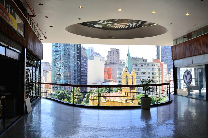 São Paulo, Centro, Galeria do Rock