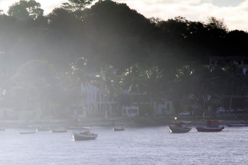 Itacaré, Ilhéus na Bahia