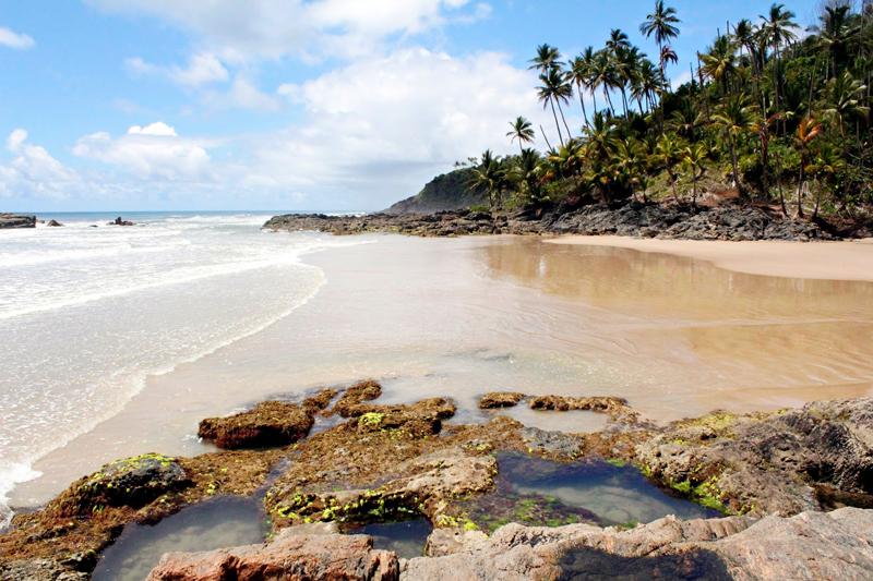 Itacaré, Ilhéus, Bahia, Brasil, Brazil, Dicas de Viagem, Praia do Havaizinho