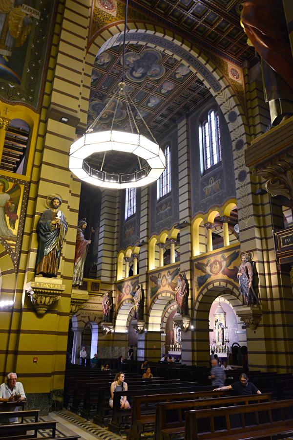 Mosteiro de São Bento, São Paulo, Brasil