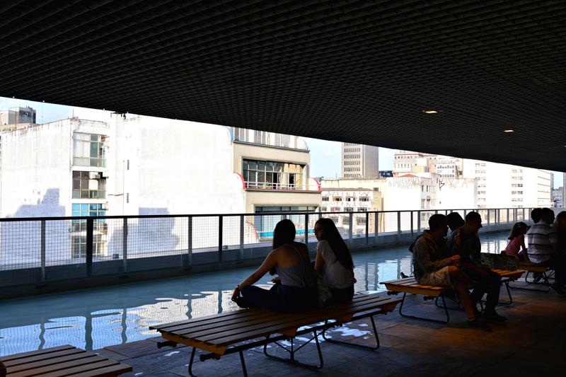 SESC 24 de Maio, São Paulo, Centro