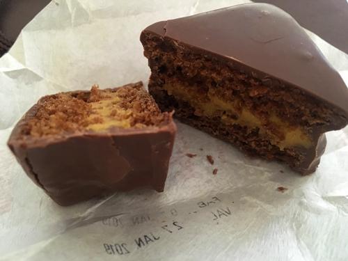 pão de mel da Tchocolath