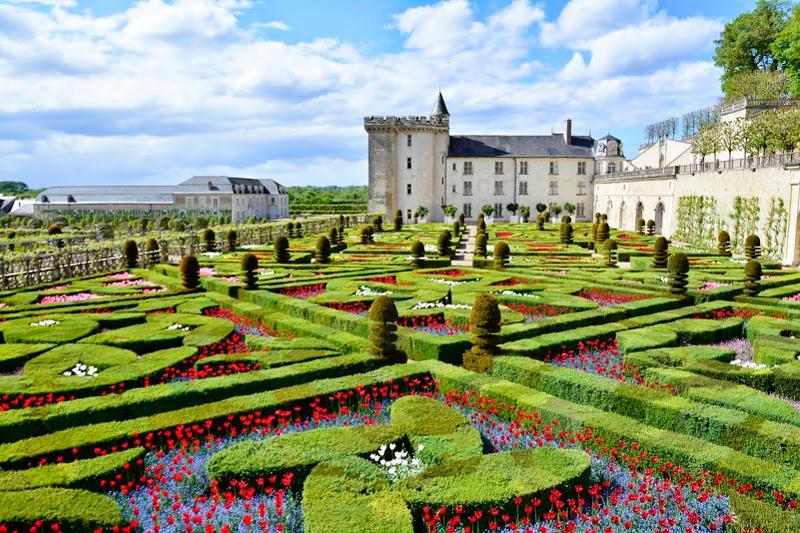 Château de Villandry na França