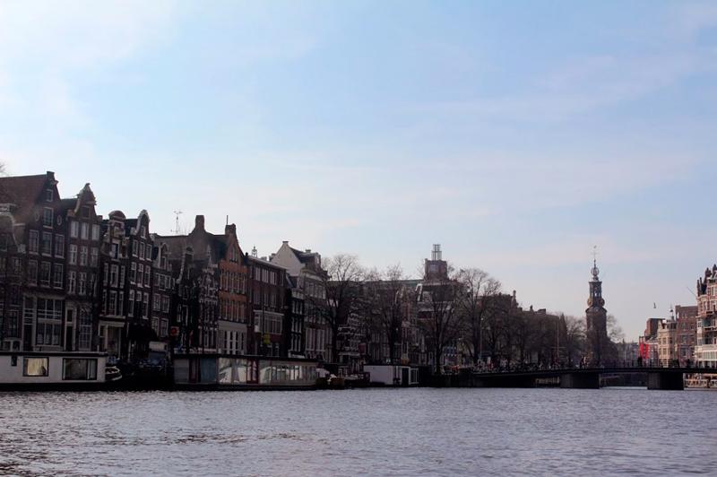 Amsterdã na Holanda