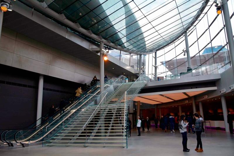 Van Gogh Museum em Amsterdam na Holanda