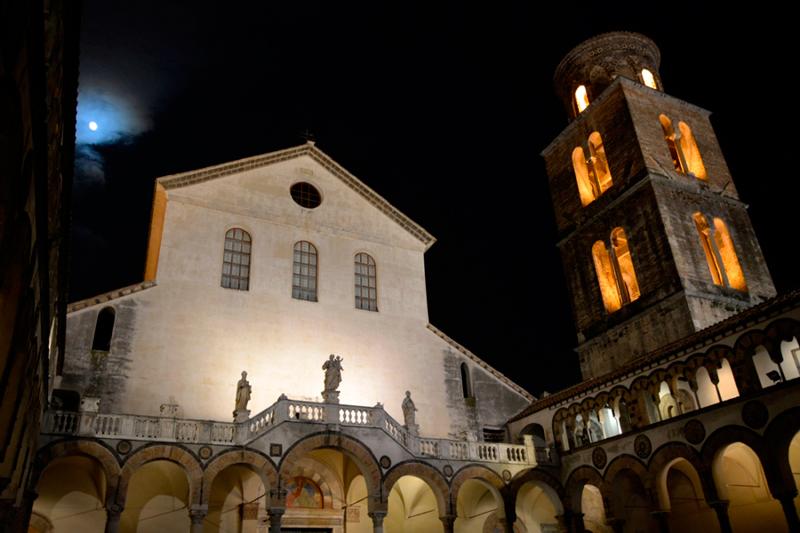 Cattedrale di Salerno Dicas de Viagem a SALERNO NA ITÁLIA
