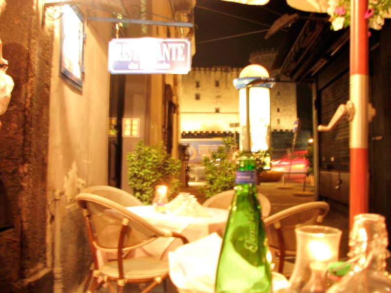 Osteria da Antonio, Napoli, Italia