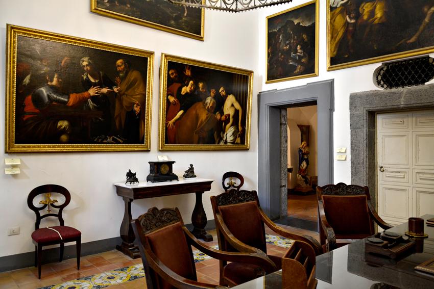 Pio Monte della Misericordia, Napoli, Italia