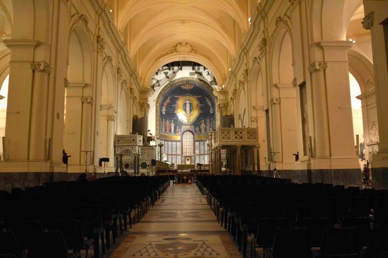Cattedrale di Salerno ou Cattedrale di Sao Matteo Dicas de Viagem a SALERNO NA ITÁLIA