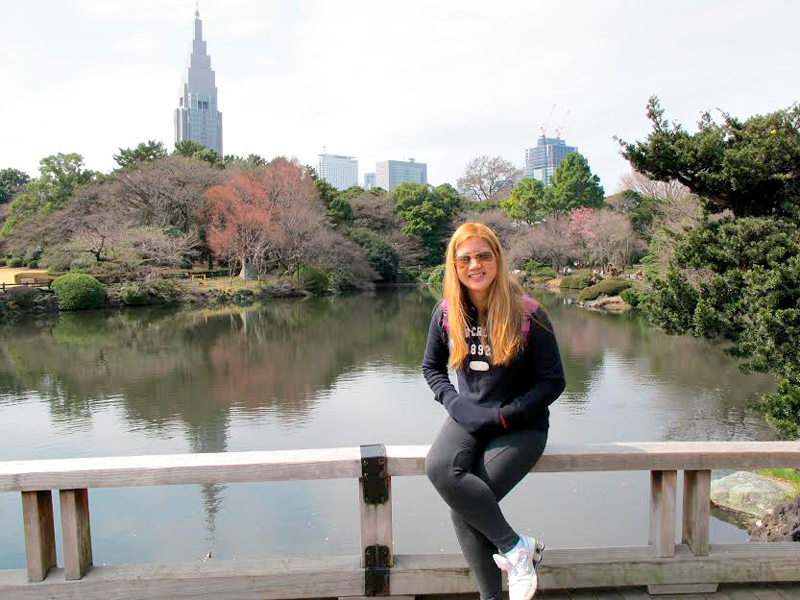 Parque Gyoen, Toquio, Japão, Tokyo - Japan