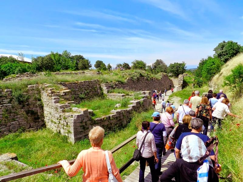 Ruínas de Troia