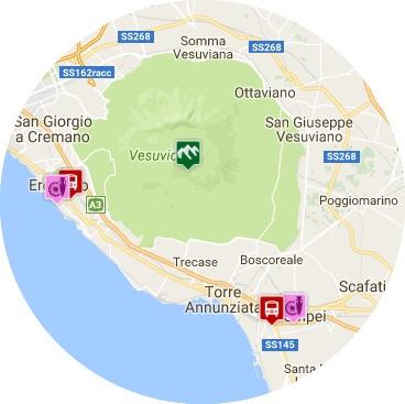 mapa pompeia
