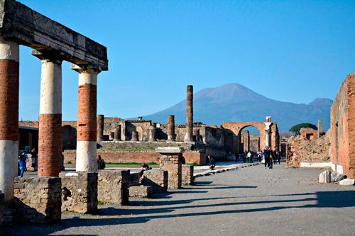 Dicas de Viagem | POMPÉIA e ERCULANO, Itália : Itinerário de Viagem