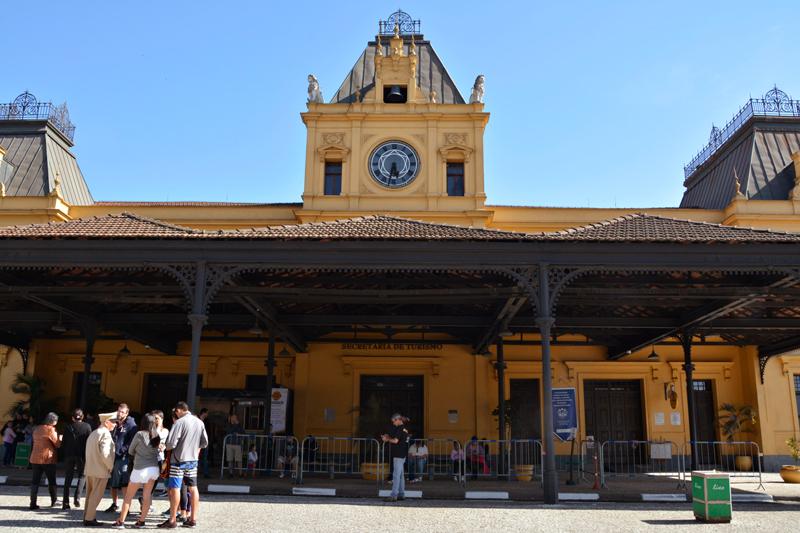 Museu Vivo do Bonde em Santos