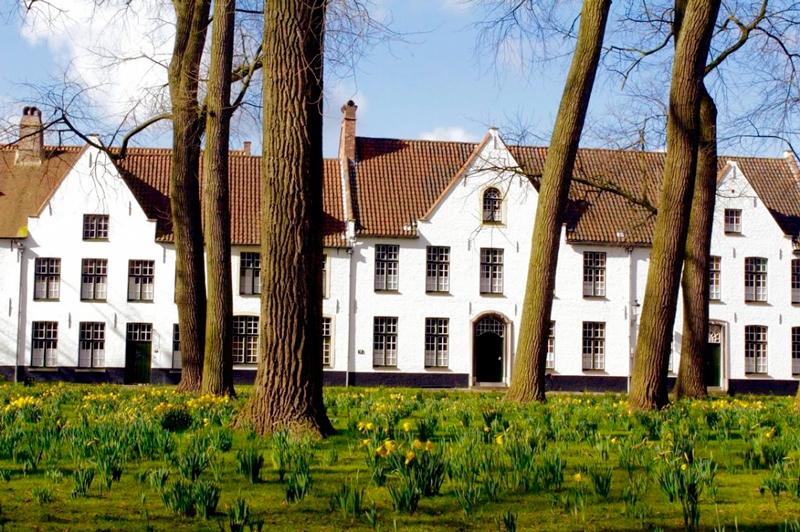 Flemish Béguinages Dicas de Viagem para Bruges