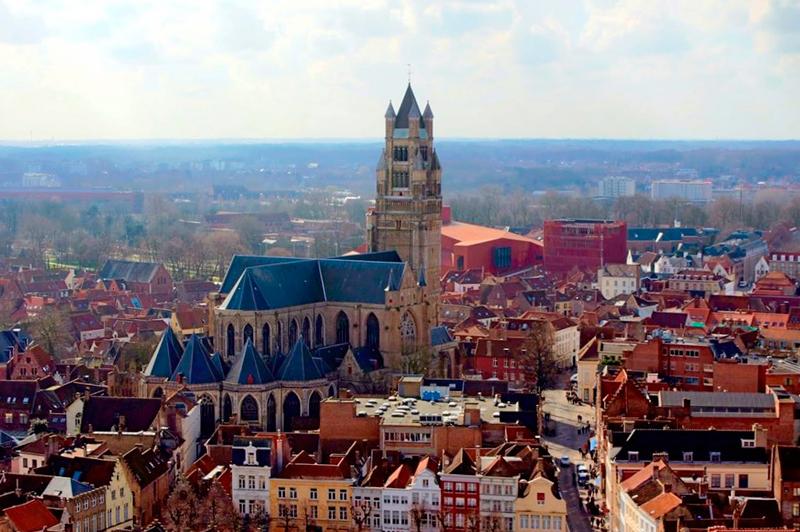 A Sint-Salvatorskathedraal Dicas de Viagem para Bruges