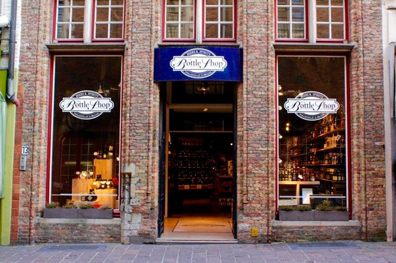 Loja de cervejas Dicas de Viagem para Bruges