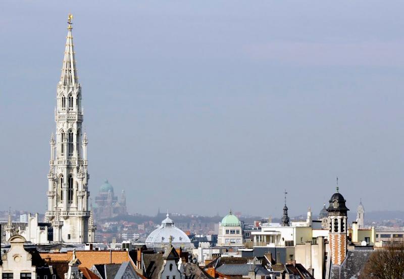 Vista de Bruxelas Dicas de Viagem para quem tem pouco tempo em BRUXELAS