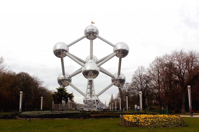 Atomium Dicas de Viagem para quem tem pouco tempo em BRUXELAS