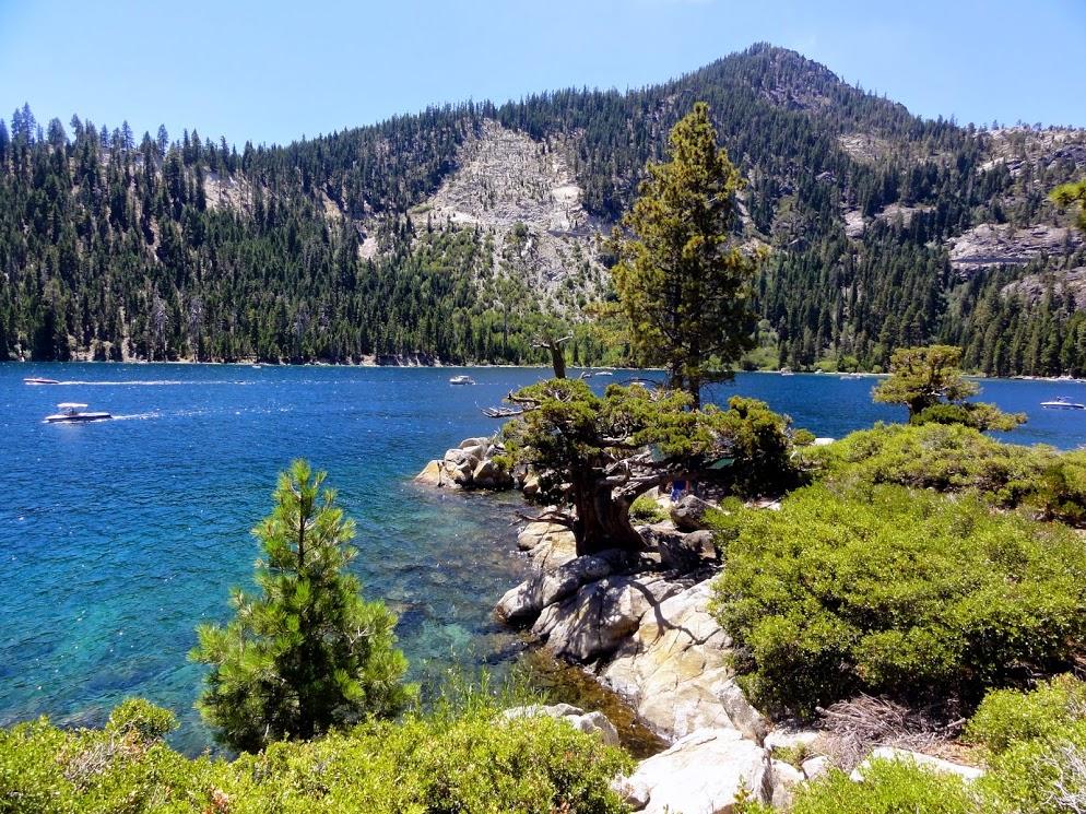 Lago Tahoe, Estados Unidos