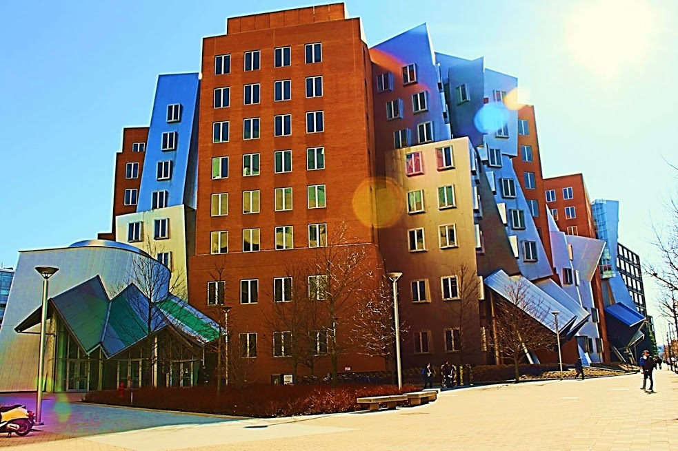 Ray and Maria Stata Center MIT