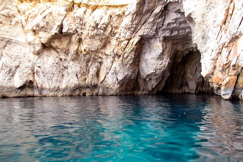 Blue Groto em Malta