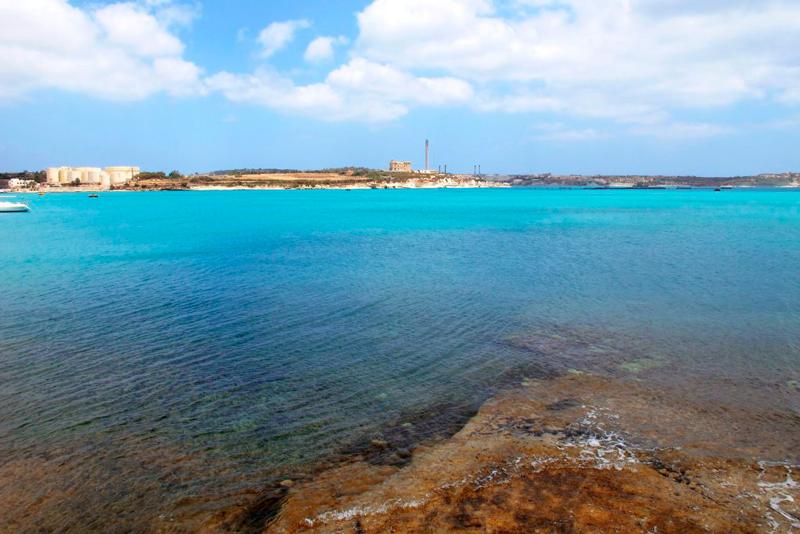 Marsaxlokk em Malta