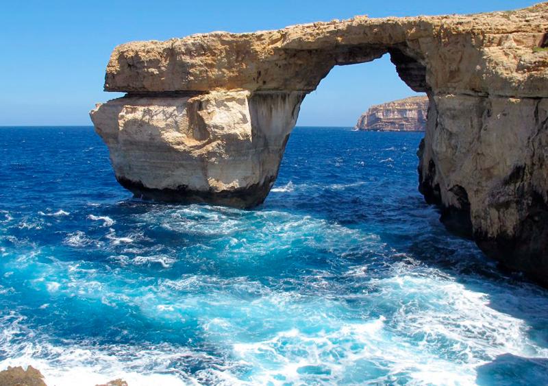 Azurre Window em Malta