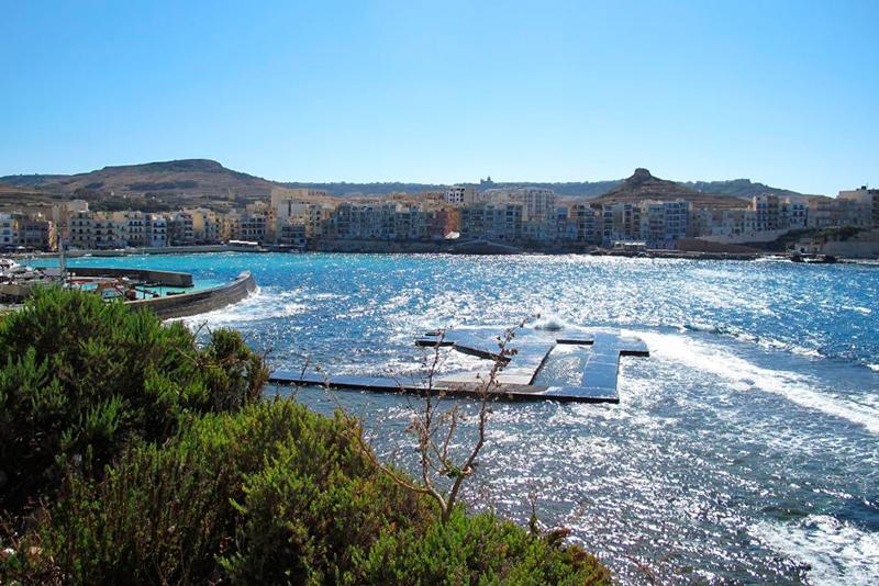 Marsalforn em Malta