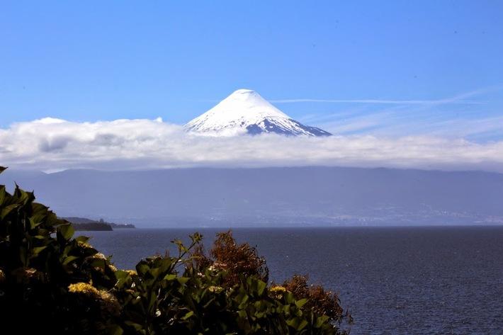 Vulcão Osorno, Chile