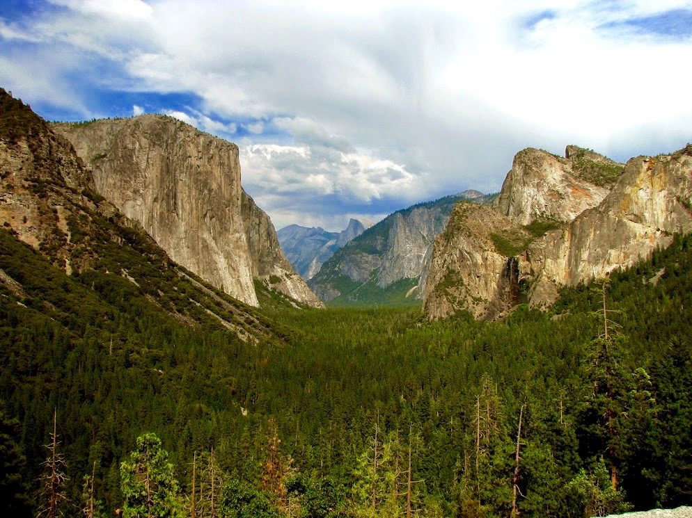 Yosemite National Park, Estados Unidos