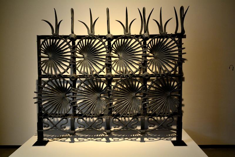 Exposição Gaudi no Instituto Tomie Ohtake