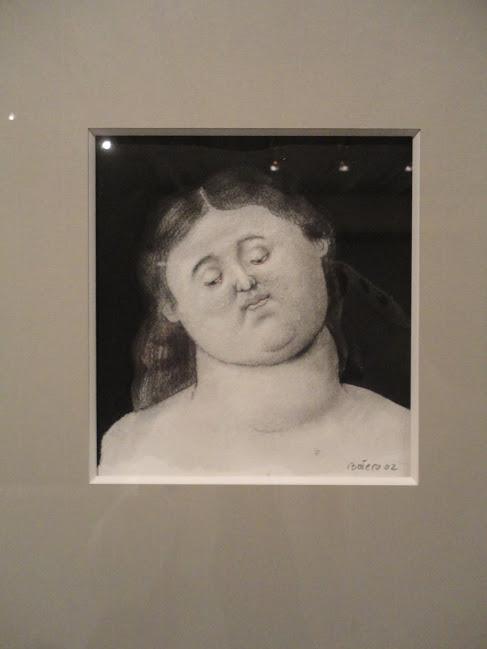 Exposição de Botero