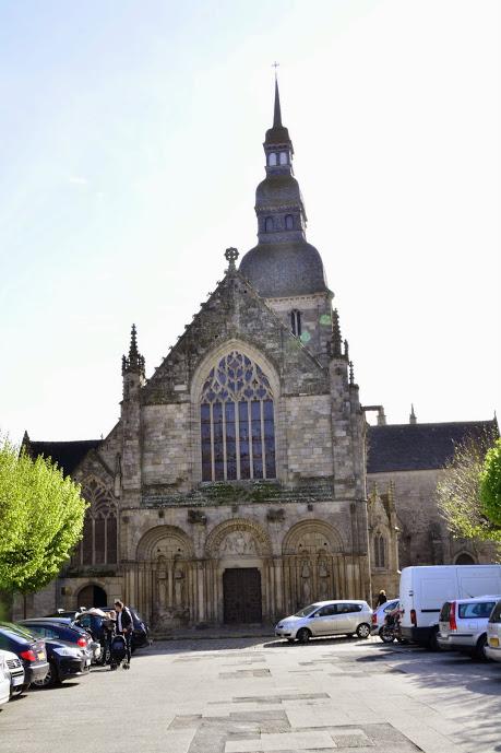Eglise Saint-Malo (em Dinan)