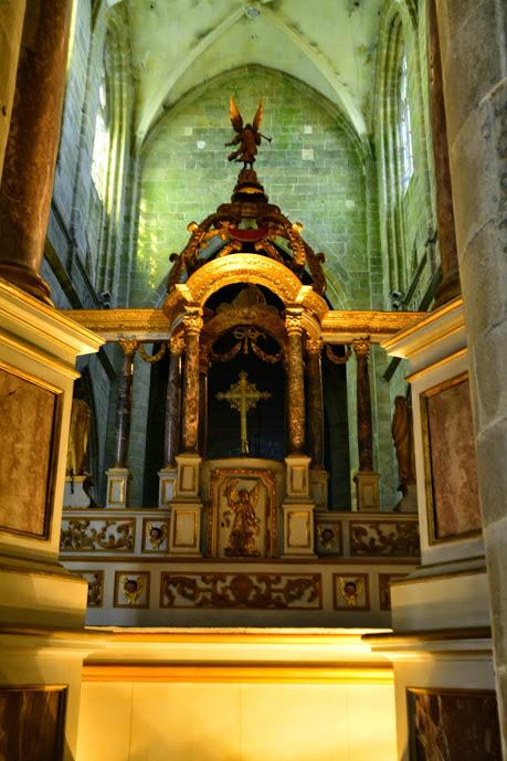 Altar da Eglise Saint-Malo