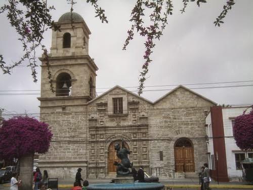Iglesia San Francisco - La Serena
