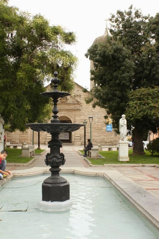 Igreja Santo Domingo, La Serena