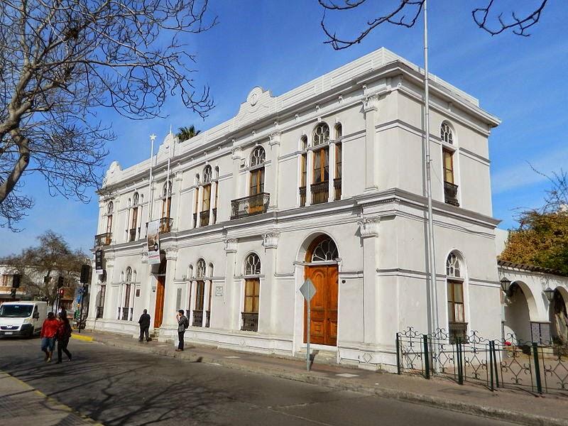 Museo Histórico Casa Gabriel Gonzales Videla - La Serena