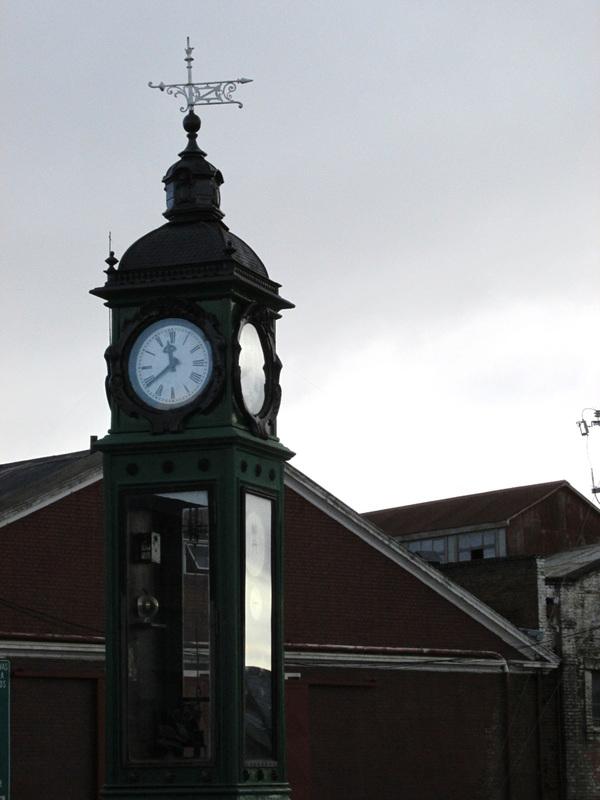 Relógio da Área portuária, Punta Arenas