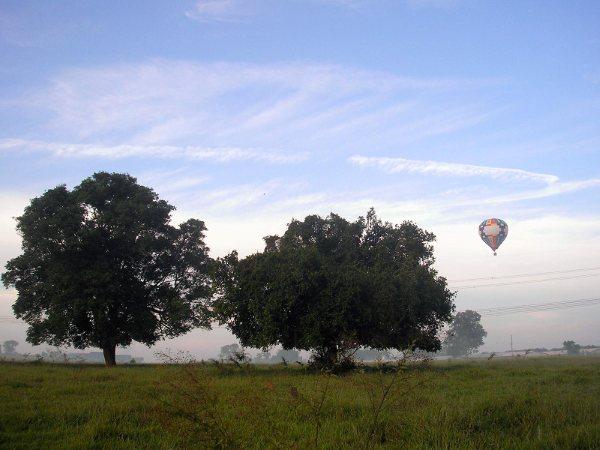 Boituva, Centro de Paraquedismo e Balonismo, São Paulo, Brasil