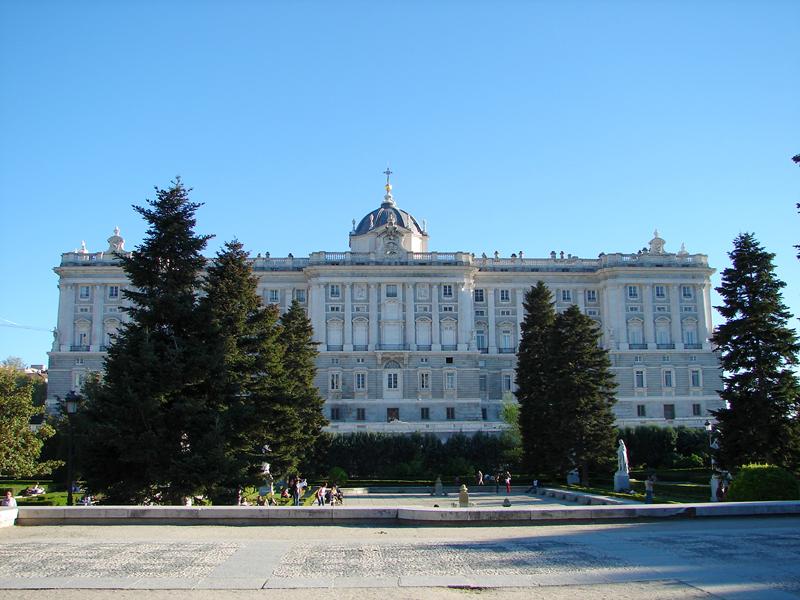 O Palácio Real