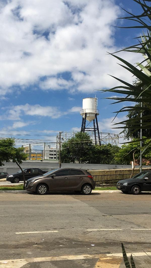 Vista da Comgás, complexo do Gasômetro no Passeio pelo BRÁS em São Paulo