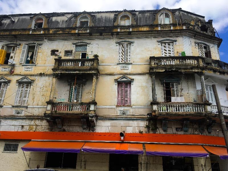 Palacete Rega da rua Caetano Pinto que era considerada a Firenze no Passeio pelo BRÁS em São Paulo