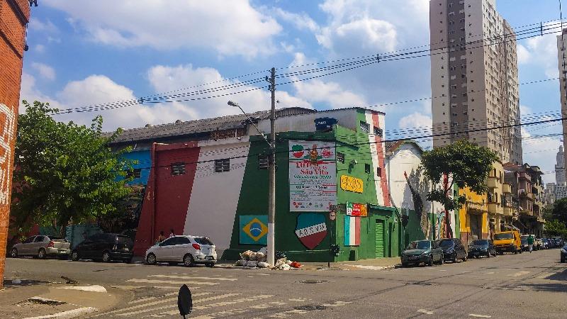 Associação São Vito no Passeio pelo BRÁS em São Paulo