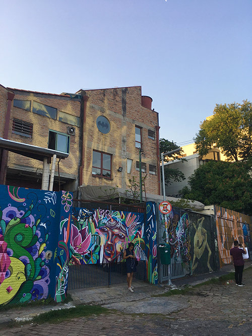 Grafite, Graffite, Beco do Batman no bairro Vila Madalena, São Paulo - SP, Brasil, Brazil
