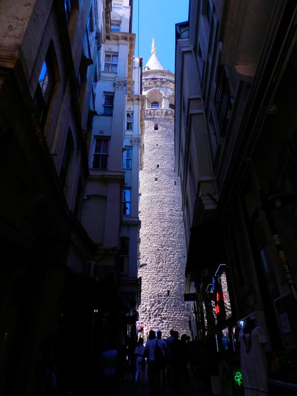 conhecendo o essencial de istambul torre galata