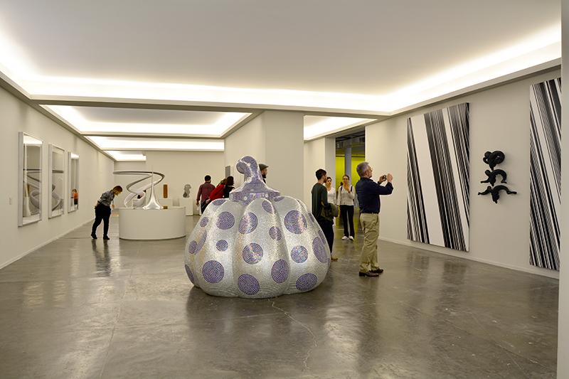Japan House no SP-Arte 2017 no Pavilhão da Bienal em São Paulo, Brasil
