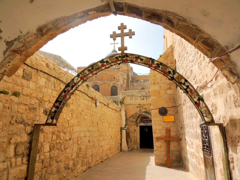 Viagem a Belém e Jerusalém em Israel