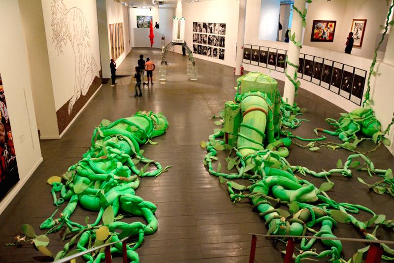 exposição portugueses portugal no museu afro no parque do ibirapuera em São Paulo