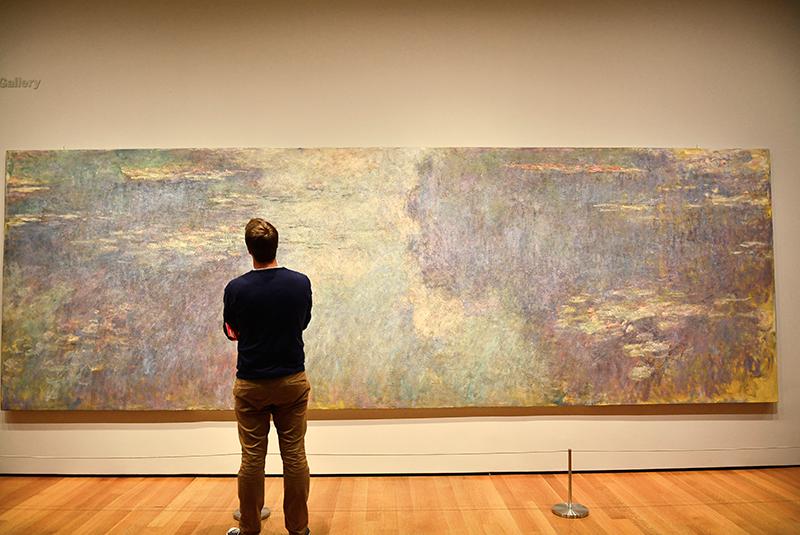 MoMA, , Nova Iorque, Estados Unidos, Museu, Monet